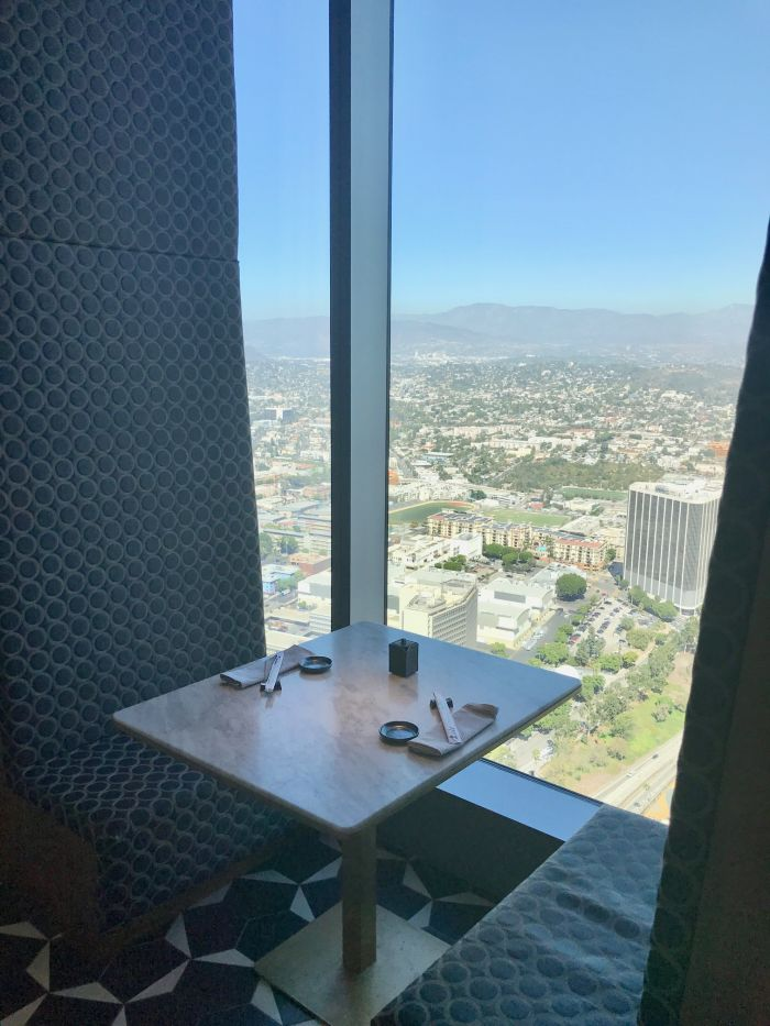 5 Best Dining Spots in Los Angeles with a View