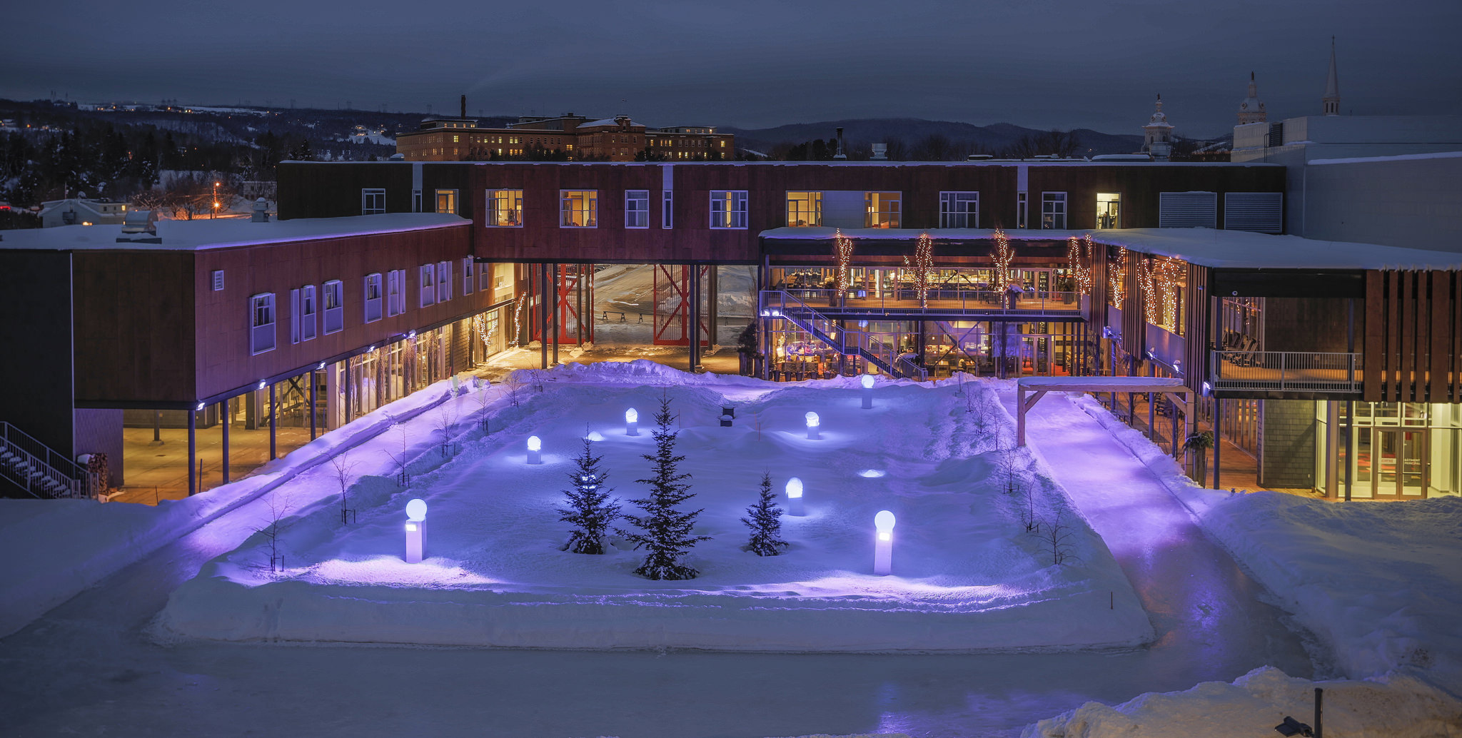 Le Germain Charlevoix Hotel & Spa, canada