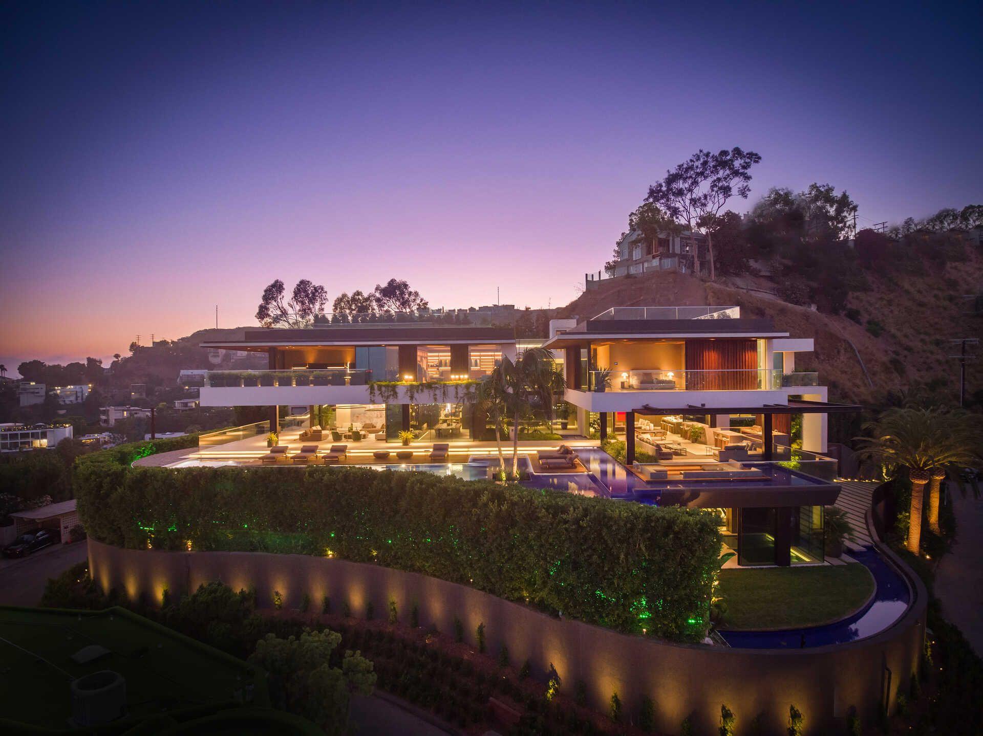luxury home, luxury real estate, hollywood, los angeles