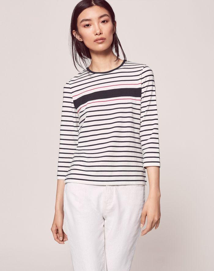 Breton stripped shirt
