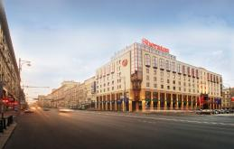 Sheraton Palace Hotel, Moscow